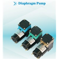Diaphragm Pump with DC Motor Used for IVD Medical Instruments