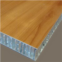 Aluminum Honeycomb Panel Overall Skin Material3003 Series Aluminum Sheet or 5052 Series Aluminum Sheet External