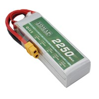 11.1v 2200mah 30c 3s Drone Lipo Battery Pack for RC Aircraft Hobby