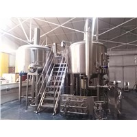 2000L Micro Brewery, Beer Brewing Equipment, Brewing System