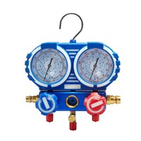 Wholesale Refrigeration Digital R134a Manifold Gauges Set with Release Valve