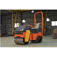 Small Vibratory Tamping Roller Road Roller Compactor Price Road Roller Used for Asphalt Roads