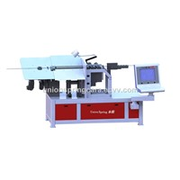Flat Lampshade Hardware Wire Bending Machine