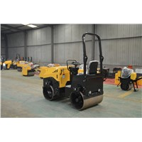 Road Roller Compactor 1.5 Ton Road Roller with Seat Double Drum Road Roller for Sale