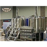 10BBL Two Vessels Brewhouse for Microbrewery in Stock