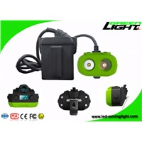 Mining Rechargeable Cap Lamps Coal Use High IP Rating with RFID Tracking Technology