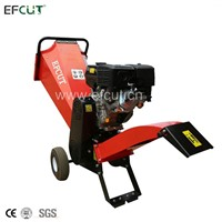 "EFCUT Drum 9hp Heavy Duty Wood Chipper Shredder Mulcher 3"" Inch Max Wood Capacity for Sale"