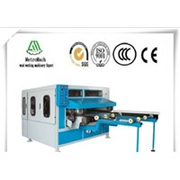 Automatic Woodworking Vertical Wood Veneer Scarf Jointer Machine
