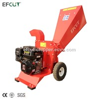 EFCUT Gas Powered 6.5hp Wood Chipper Shredder for Sale