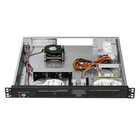 1U Server Chassis Super 1.0mm/SGCC Refined, Stable Structure, Exquisite Craft.