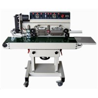 Continuous Band Sealer with Printer