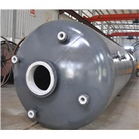 Customizing Vertical Steel Lined LLDPE Tank