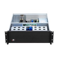 "3U Server Case Support Motherboard Size Up to ATX 12""*9.6"", 8*3.5""HDD Bays, 2U Standard Power Supply"