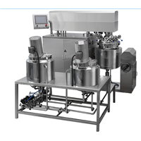 Manual Control Lab Emulsify Machine