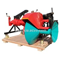 Tractor Mounted Single Side Ridger Making Machine