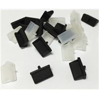 USB Data Interface Rubber Silicone Anti Dust Cover Protector Plugs Stopper Cover