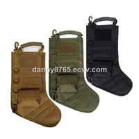 Hot Sale New Tactical Christmas Stocking with Molle