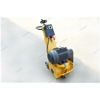 Small Road Milling Machine Concrete Floor Milling Floor Scarifier