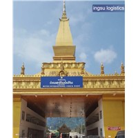 Logistics from China to Luang Prabang, Laos by Land Transportation