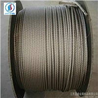 High Strength Stainless Steel Wire Rope for Lifting 316L