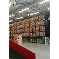ODM or OEM Industrial Hvls Ceiling Fans with Favorable Price
