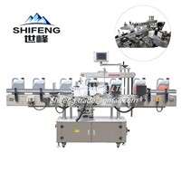SF-3060 Automatic Bottles/ Jars Labeling Machine