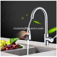 Hot Sale Sink Mixer Modern Long Spout Basin Faucet China Supplier
