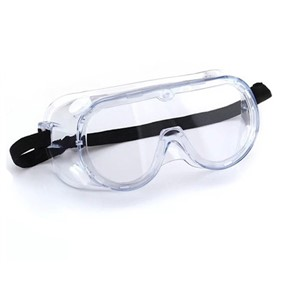 China Industrial Laboratory Anti Saliva Fog Medical Enclosed Safety Goggles Protective Eye Safety Glasses Goggle Clear