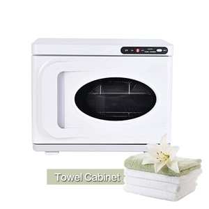UV Towel Sterilizer Heat Sterilization Wet Towel Warmer for Hotel Beauty Salon Barbershop Disinfection