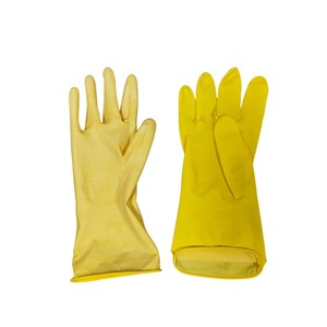 High Quality Household Medical Examination Sterile Safety Working Rubber Latex Gloves