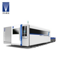 Precision 6020 CNC Metal Fiber Laser Cutting Machine 3000W