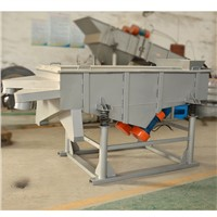 Multi Deck Quarry Sand Stone PVC Plastic Granule Horizontal Linear Vibrating Sieve Shaker Sifter Screening Machine