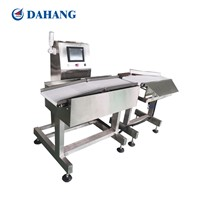 Online Check Weigher with Dynamic Weighing System