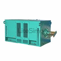 Y Series (10KV) Motor: Closed Squirrelcage, Three Phase Asynchronous Motor (H 710-1000mm)