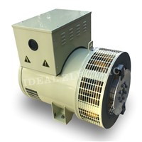 400Hz 26-Pole 1846rpm Brushless Generator (Alternator) 90kVA