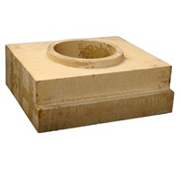 Silica Brick Refractory Brick for Hot Blask Furnace