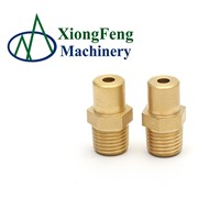 Hard Alloy Brass Precision Rotating Bolt Screw