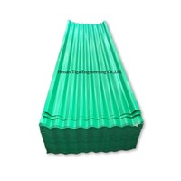 Corrugated Prepainted Galvanized Roof Sheet
