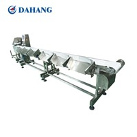 Seafood Weight Sorting Machine with High Sensitivity