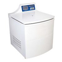 Super Large Capacity 2400ml Blood Bag Refrigerated Centrifuge