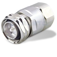 DIN 7/16 Male Connector for 7/8'' Flexible RF Cable RF Coaxial Connector