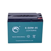 Guangdong Kejian 6-DZM-35 12V35AH Electric Scooter Electric MF Motorcycle Battery