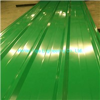 Factory Building Material Prepainted Colorful Box Profiled Trapezoidal Roof Sheet