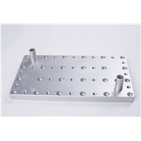 Aluminum Friction Stir Welding Liquid Cooling Plate