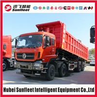 Dongfeng KC Series 12 Wheel Tipper, 8x4 Dump Truck, Eu3, Eu4, Eu5 Emission, Cummins, Weichai WP, Yuchai YC Engine Option