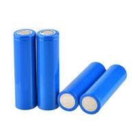 Cylindrical Lithium Battery 18650