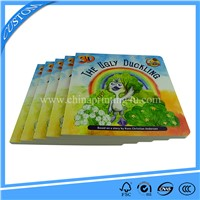 Lovely Board Book Printing China Children's Book Printing China
