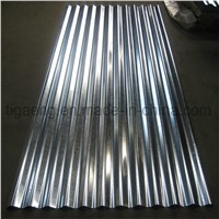 Wholesale TIGA Factory Stainless Steel Corrugated Galvanized Spangle Roofing Sheet