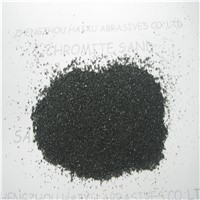 Cr2O3 46 % Foundry Chromite Sand for Iron & Steel Casting Price