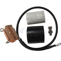 Coaxial Cable Grounding Kits Click on Grounding Kit for 7/8'' Cable